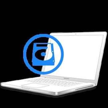 Замена жесткого диска (HDD) на MacBook Pro