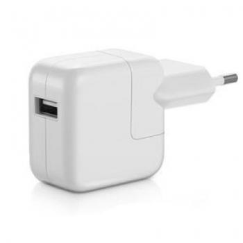 Зарядное устройство (Адаптер) Apple iPhone iPad 12W 2.1A