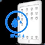 iPad - Чистка 4 після попадання вологи