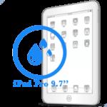 iPad Pro - Чистка 9.7ᐥ после попадания влаги