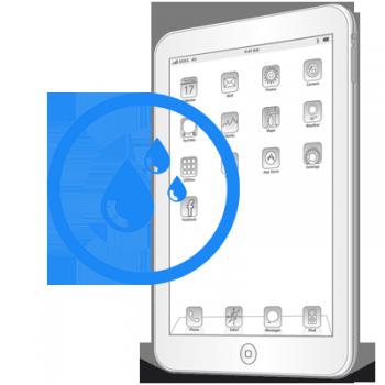 Чистка iPad Pro 9.7'' после попадания влаги