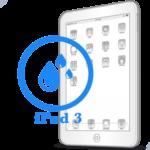 iPad 3- Чистка планшета  после попадания влаги