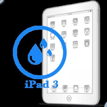 Чистка планшета iPad 3 после попадания влаги