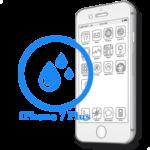 7 Plus iPhone - Ремонт после попадания влаги