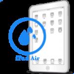 iPad - Чистка после попадания воды Air