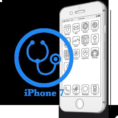 iPhone 7 - Диагностика