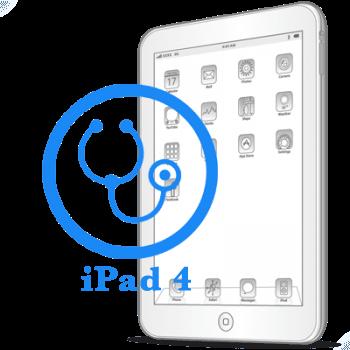 Ремонт Ремонт iPad iPad 4 Диагностика