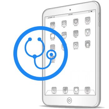 Диагностика iPad Air