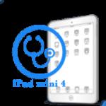 mini 4 iPad - Диагностика Mini 4