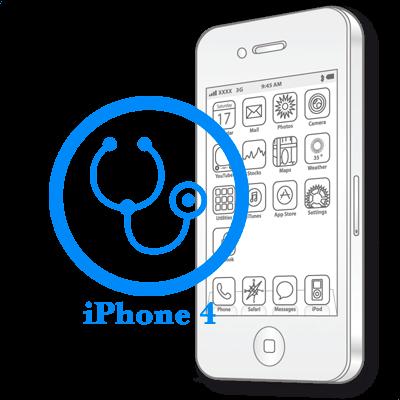 Ремонт iPhone 4 Діагностика