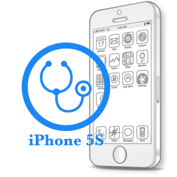 Ремонт iPhone 5S Диагностика