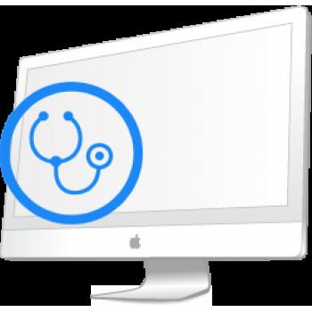 Диагностика на iMac