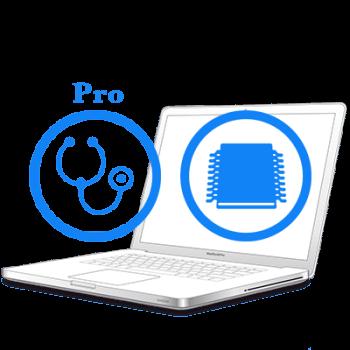 MacBook Pro - Диагностика платы