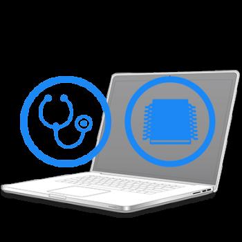 Диагностика платы MacBookRetina