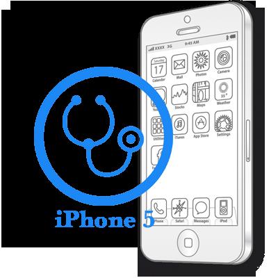 iPhone 5 - Диагностика