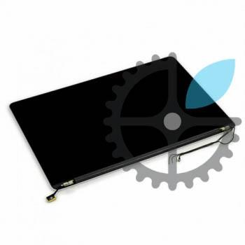 Екран (матриця, LCD, дисплей) з кришкою в зборі для MacBook Pro 15ᐥ 2012-початок 2013 (A1398)