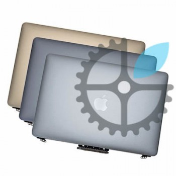 Экран (матрица, LCD, дисплей) с крышкой в сборе для MacBook Retina 12ᐥ 2015-2017 (A1534)