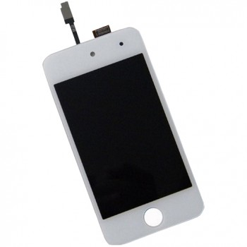 Экран для Apple iPod touch 4g (белый)