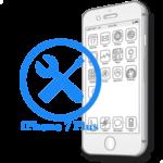 7 Plus iPhone - Восстановление коннекторов платы