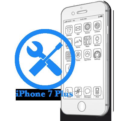 Ремонт iPhone 7 Plus Відновлення коннекторов плати