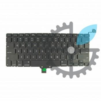 Клавиатура US для MacBook Aluminium 2008