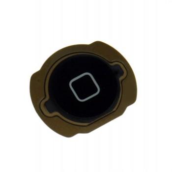 Кнопка Home для iPod touch 4g (черная)