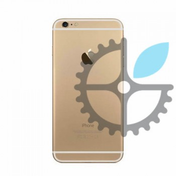 Корпус для iPhone 6 Plus (Gold)
