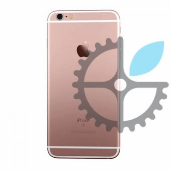 Корпус для iPhone 6S Plus (Rose Gold)