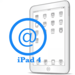 iPad 4- Настройка почты