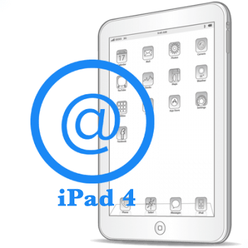 Ремонт Ремонт iPad iPad 4 Настройка почты