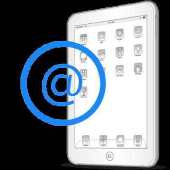 Настройка почты iPad 4