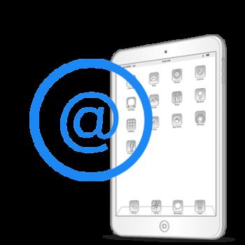 Настройка почты iPad mini Retina