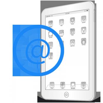 Настройка почты iPad Pro 12.9''