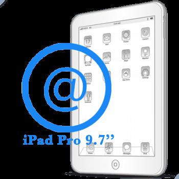 iPad Pro - Настройка почты 9.7ᐥ