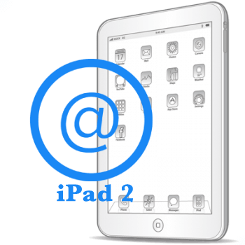 iPad 2 Настройка почты на
