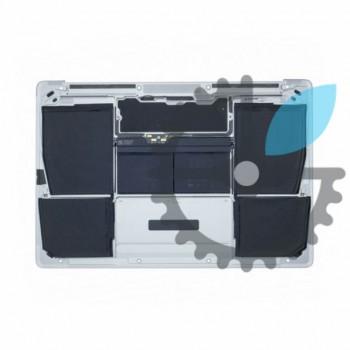 Нижня кришка + батарея Silver для MacBook 12 ᐥA1534