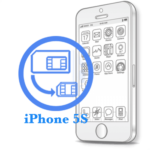 iPhone 5S- Обрезка сим-карты под Nano-Sim