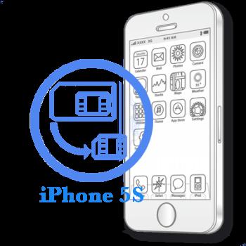 iPhone 5S - Обрізка сім-карти під Nano-Sim