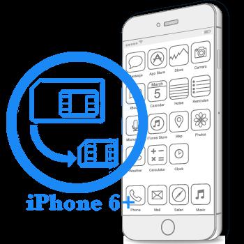 Ремонт iPhone 6 Plus Обрізка сім-карти під Nano-Sim
