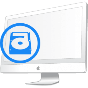 """Ремонт Ремонт iMac и MacBook iMac 21.5"""" (A1311) и 27"""" (A1312) 2009-2011 Перенос данных iMac A1311 A1312"""