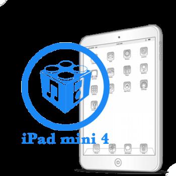 iPad - Перепрошивка mini 4