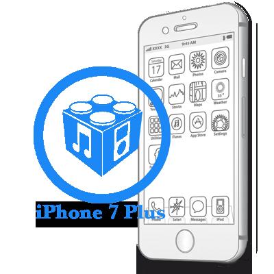 Ремонт iPhone 7 Plus Перепрошивка
