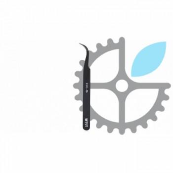 Пінцет Best вигнутий для ремонту техніки Apple