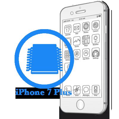 Ремонт iPhone 7 Plus Заміна системной плати на