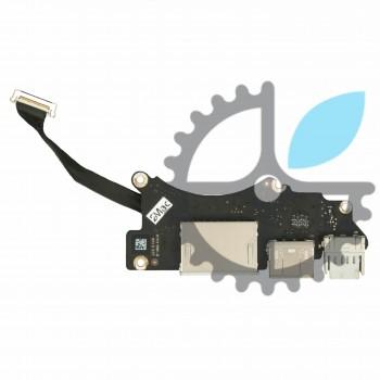 Плата с разъемом HDMI, USB для MacBook Pro Retina 15ᐥ A1398 (2012-начало 2013)