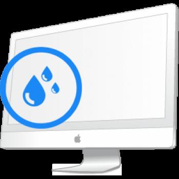 """Ремонт Ремонт iMac и MacBook iMac 21.5"""" (A1311) и 27"""" (A1312) 2009-2011 Ремонт после попадания влаги iMac A1311 A1312"""