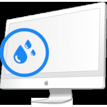 Ремонт после попадания влаги в iMac