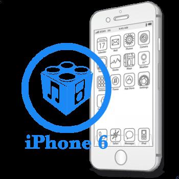 Перепрошивка iPhone 6