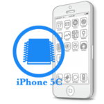 iPhone 5C- Ребол флеш памяти