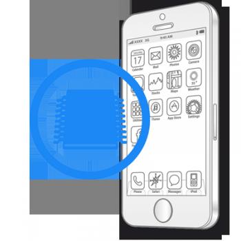 Ребол флеш памяти iPhone 5S